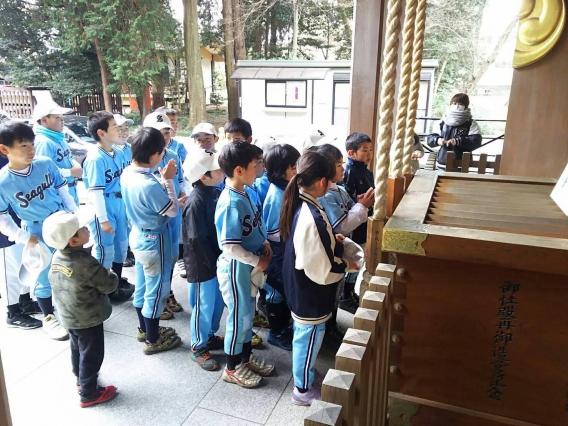 2017年1月8日  地元の八坂神社へ初詣に