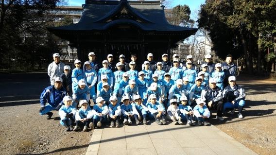 初詣(八坂神社)